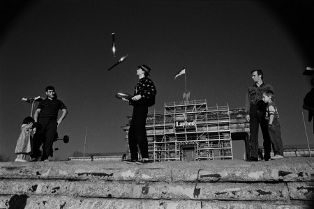Berlin Wonderland, Anke Fesel, Chris Keller (Hrgb.); Foto Andreas Trogisch
